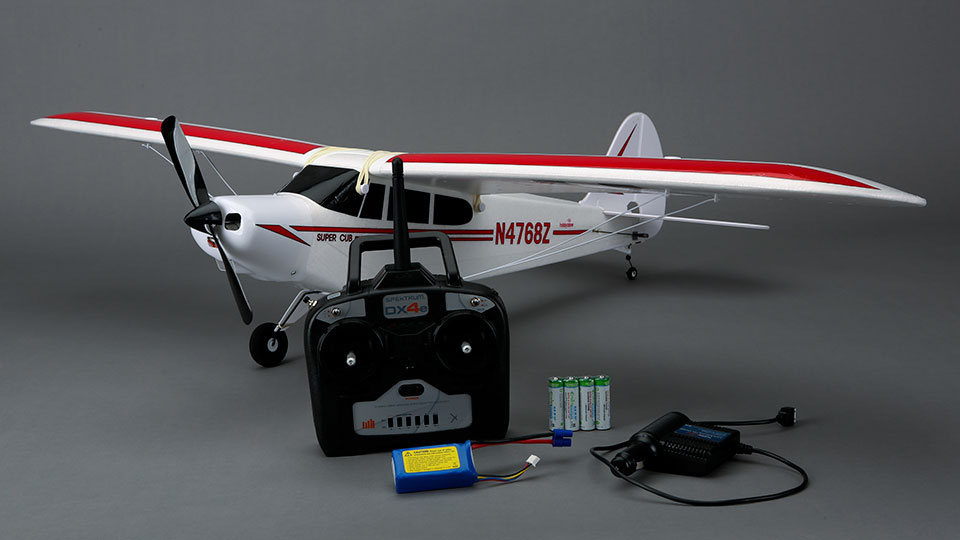 Радиоуправляемая авиамодель Super Cub